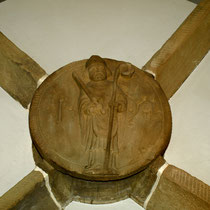 Fragment der alten Kilianskirche