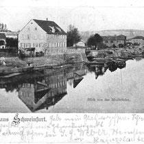 Blick von Maxbrücke - Anfang 20. Jhrdt. - Danke Michael Kupfer