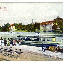 Mainpartie um 1909
