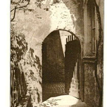 Am Schrotturm um 1930