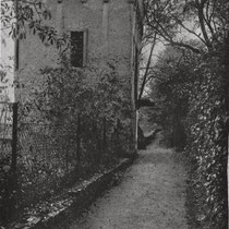 Turm am Unteren Wall Vorkriegszeit