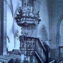 Kanzel von 1694