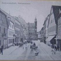 Rückertstraße um 1910
