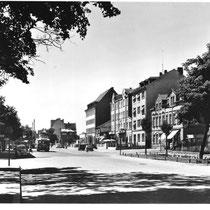 Hauptbahnhofstr. in den 50ern - Danke Michael Kupfer