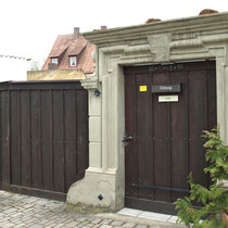 Eingang Glockenhof