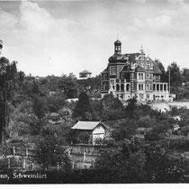 Villa Gademann - Danke an Michael Kupfer