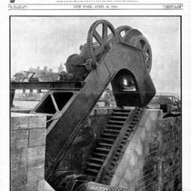 Am 16. April 1904 berichtet die Scientifiv American New York ausführlich über das technische Wunderwerk von Schweinfurt