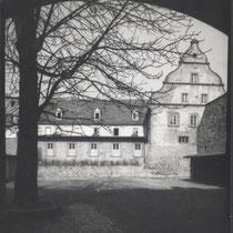 Das Gemeindehaus der Jüdischen Gemeinde in Schweinfurt