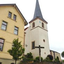 Weitere Ansicht der Kirche