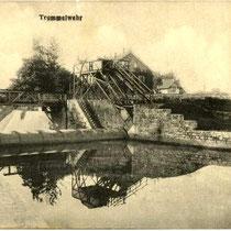 Trommelwehr um 1907