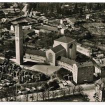 Luftaufnahme 1961