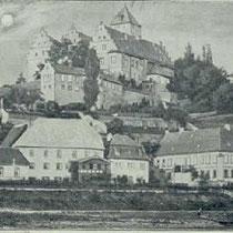 Schloss Mainberg um 1907