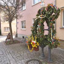 Ostern 2012 im Stadtteil Zürch
