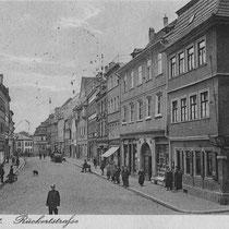 Rückertstraße um 1934