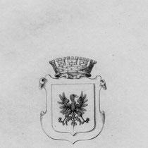 Kuupferstich aus dem Jahre 1820