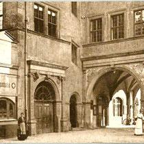 Rathausapotheke 1929