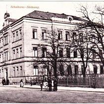 Schule Steinweg (heute Schultesstraße)