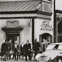 Die Stadtapotheke um das Jahr 1960