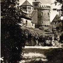 Stadtmauer West um 1940