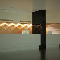 Rezeption Visualisierung