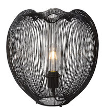 Wirio Tischleuchte Belgian Design Schwarz