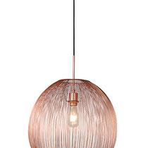 Wirio Pendelleuchte Belgian Design Kupfer