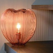 Wirio Tischleuchte Belgian Design Kupfer