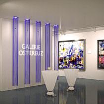 Galerie Visualisierung