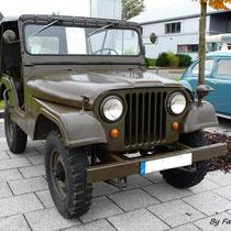 Jeep Kaiser CJ5 1966