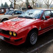 Alfa-Roméo GTV de Hubert