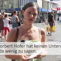 """""""Kvinder mod Hofer"""""""