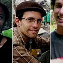 Fænglsede amerikanske journalister i Iran