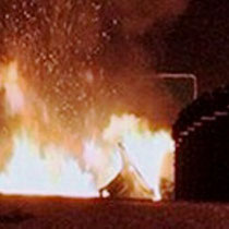 Nordirland: Bombeanslag mod byretten i Newry