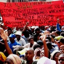 VM-2010 i Sydafrika øger fattigdommen