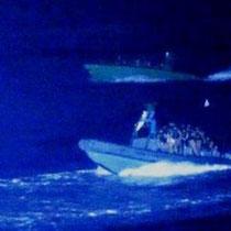 31.maj / 1.juni: Israelsk militærfartøjer i aktion mod skibskonvojen FREEDOM FLOTILLA på vej til Gaza