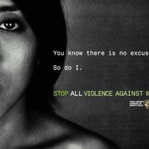 25. november -  global kampdag mod vold mod kvinder