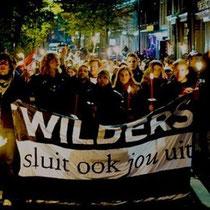 Amsterdam: Venstrefløjen mobiliserer mod landets højrepopulister