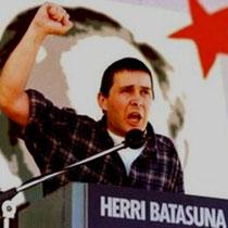 Baskerlandet: Kriminalisering af Arnaldo Otegi fra  Batasunas ledelse