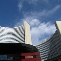 UNO-City und Vienna International Center