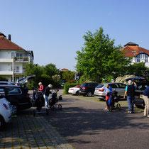 Zweiter Golftag: GC Soufflenheim