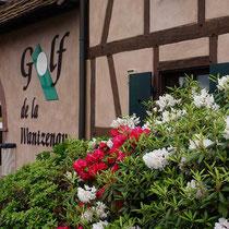 Erster Golftag: GC de la Wantzenau
