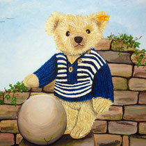 Steiff Teddybär Anton