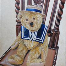Steiff Teddybär Silvester (1920)