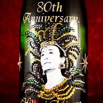 東京 スワロ 記念品 写真 オリジナルボトル ワイン シャンパン オーダーメイド プレゼント 名入れ ロゴ入れ 格安 製作