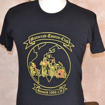 Textildirektdruck - Motorradclub T-Shirt