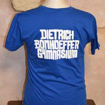 Siebdruck - Gymnasium T-Shirt