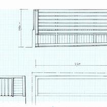 提案内容の詳細確認図、微妙に勾配のある駐車場での施工は現場で想像以上に苦戦しました。