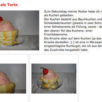 Diesen Kuchen gibt's auf: www.tortelinchen.de/geburtstagskuchen/geburtsagskuchen2