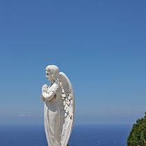 Corfu 2015, Engel zwischen Meer und Himmel