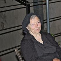 Corfu 2013, Adrianna, die Mama von unserem Pensionswirt Tassos
